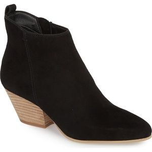 DOLCE VITA PEARSE BOOTIES - BLACK